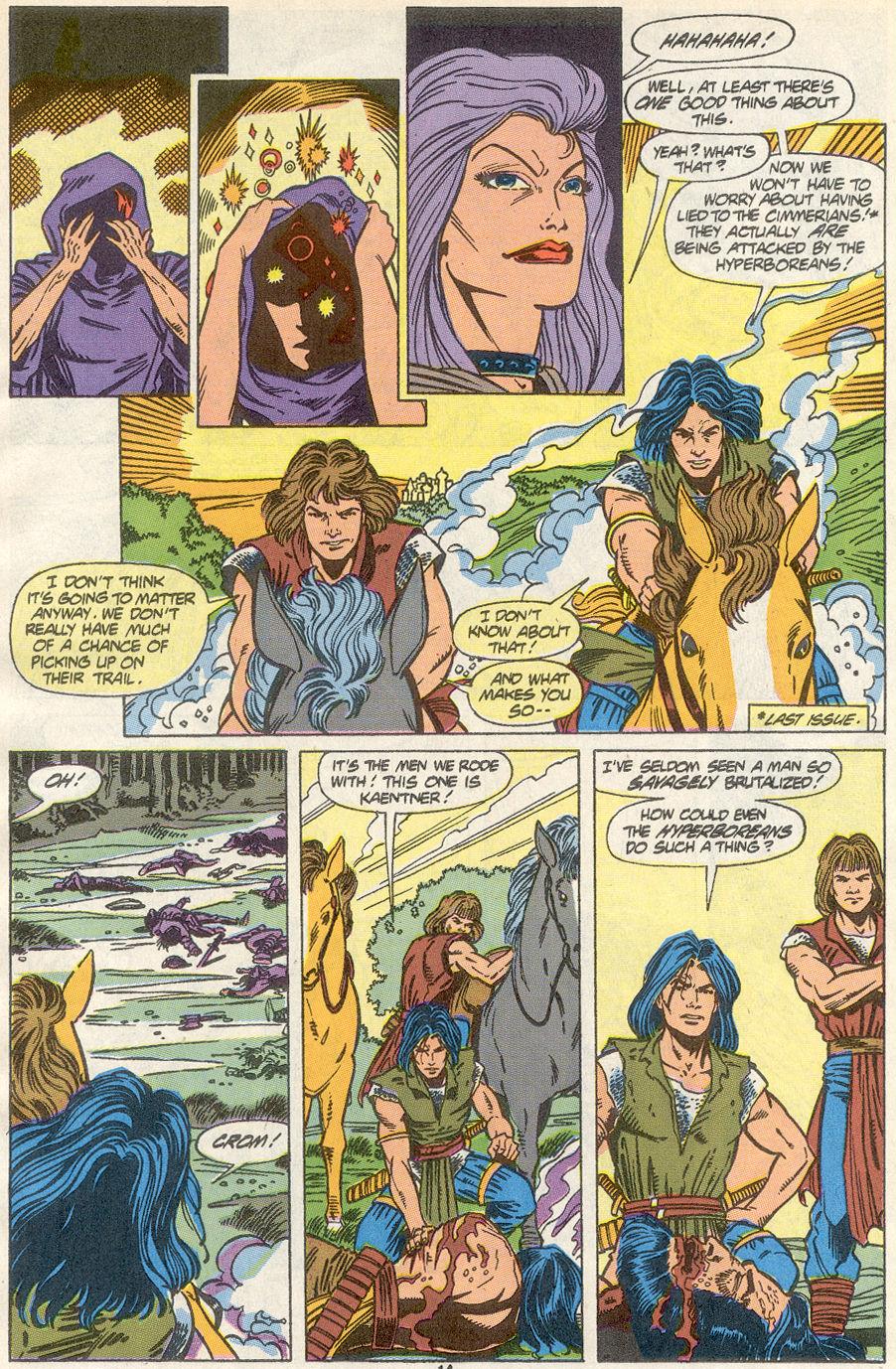 Conan the Barbarian (1970) Issue #234 #246 - English 11