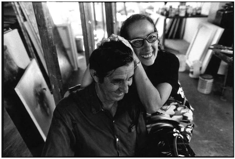 Irene Saderman y Michi Aparicio