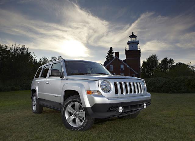 ジープ・パトリオット | Jeep Patriot 2007-現行モデル