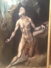 El Greco's St Jerome