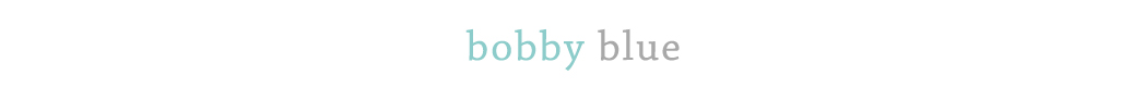 Bobby Blue