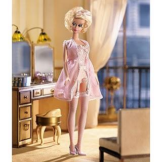Erotic barbie