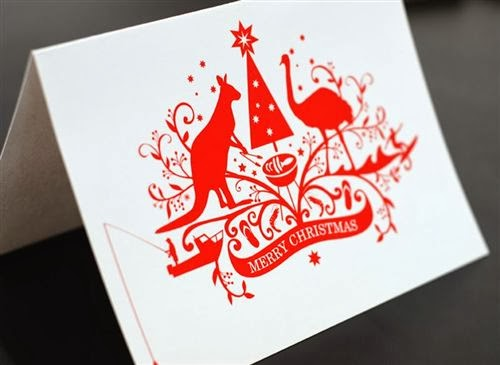 Beautiful Corporate Christmas Cards In Australia