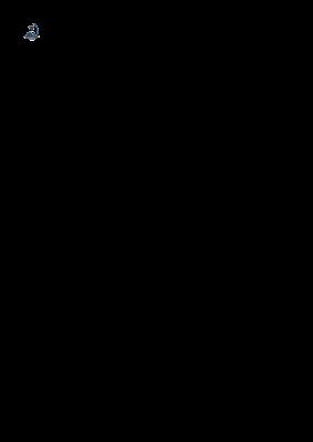 Canon de Pachelbel partitura para piano fácil en Do Mayor