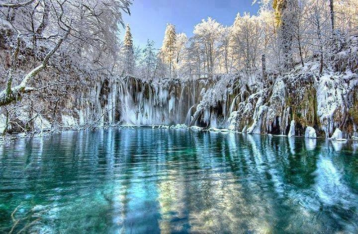 Plitvice, Lake, National Park, Croatia