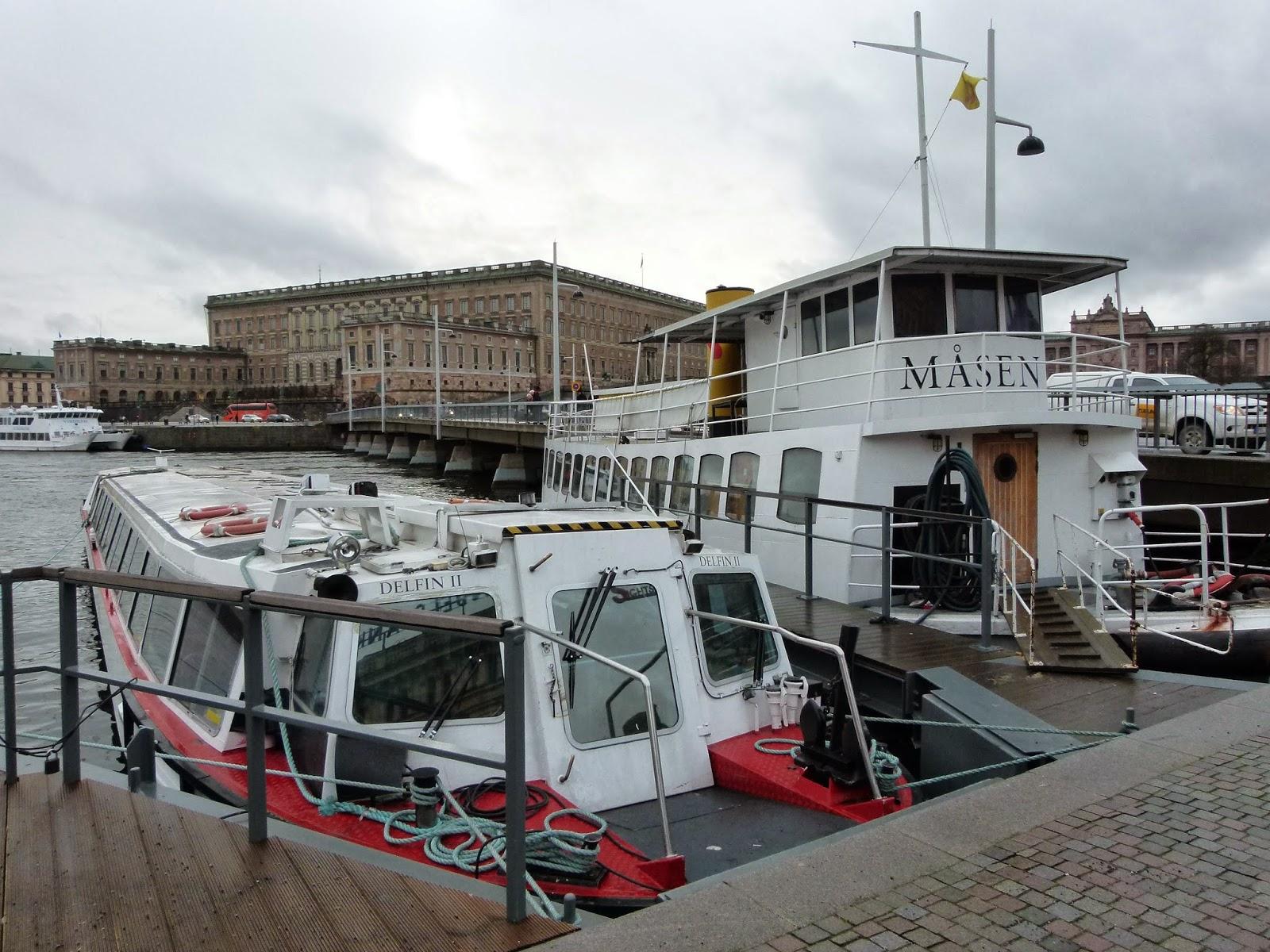 strömma boat tour stockholm