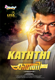 Kaththi 2014 Dual Audio Hindi Movie 250Mb hevc