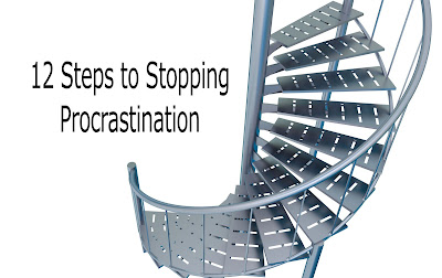 12 steps to stopping procrastination