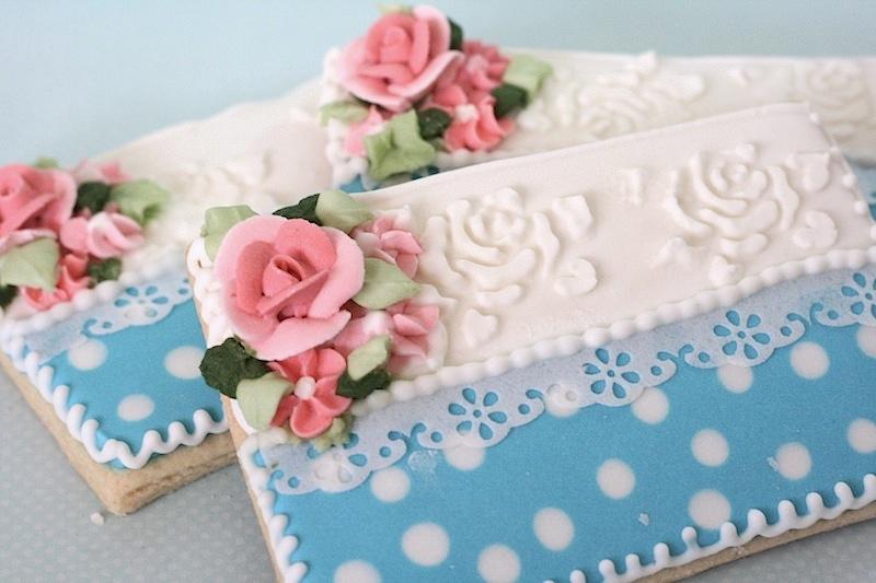 ... bonitas para usar en bordes tanto de pasteles como de galletas