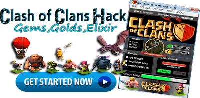 Clash of Clans Hack Unlimited Gems | Cheat Clash of Clans Free Gems