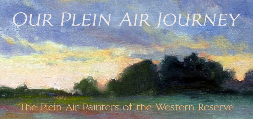 Our Plein Air Journey