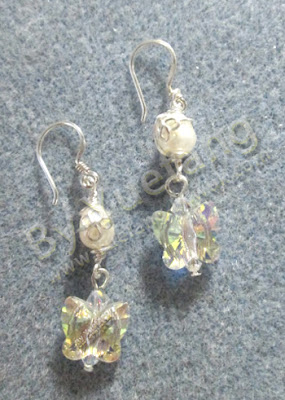 Swarovski_5754_Butterfly_earrings_with_caged_freshwater_pearls