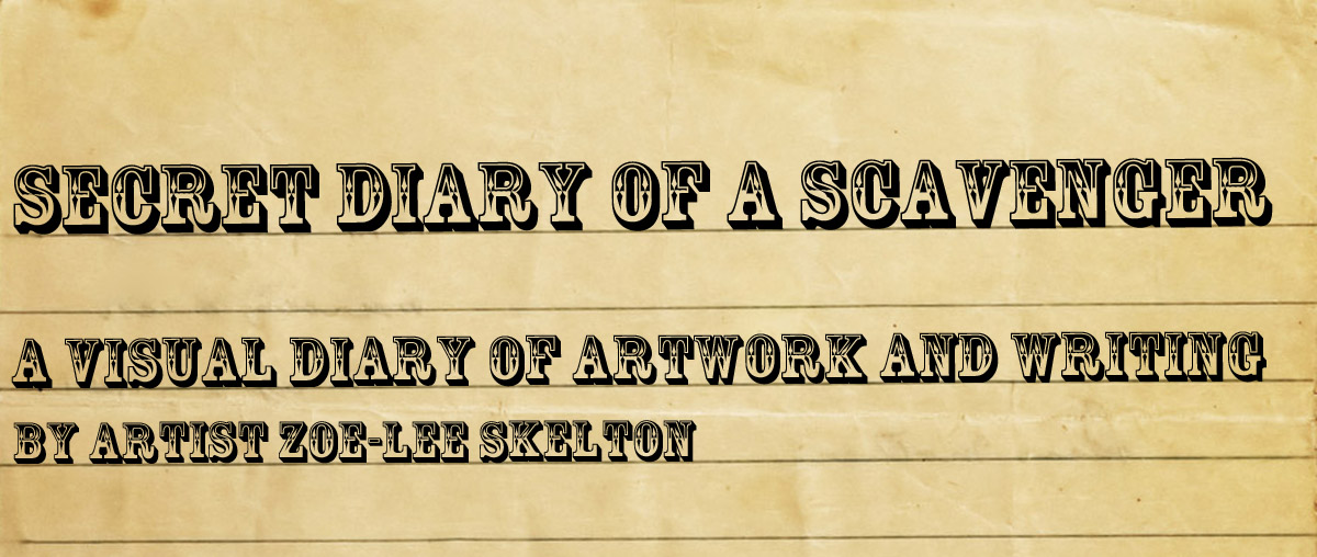 Secret Diary of a Scavenger