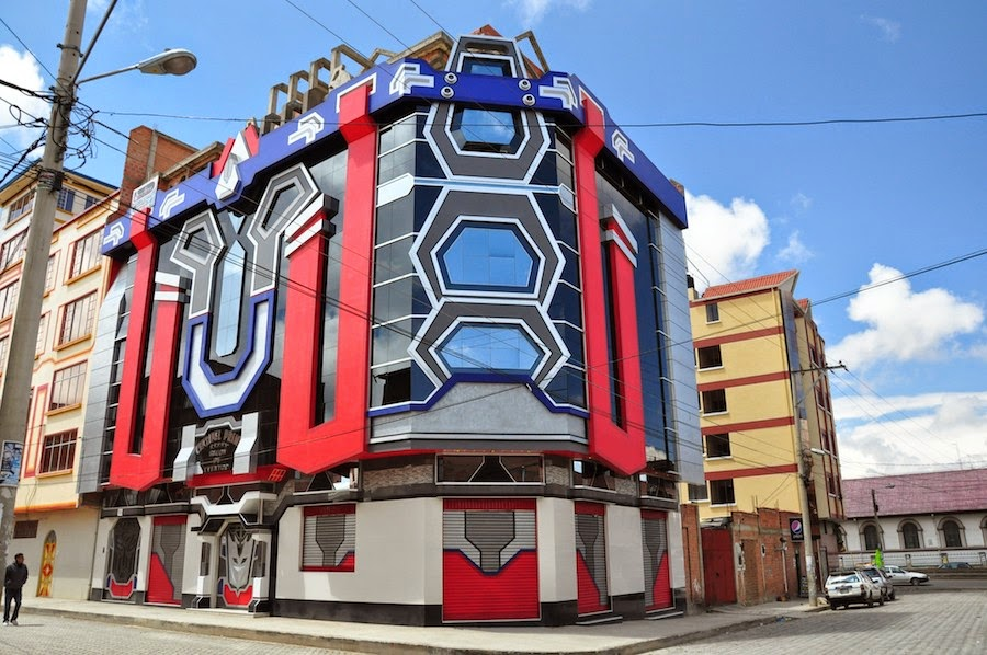 Casas en El Alto