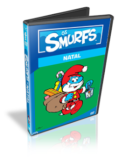 Download Os Smurfs: Natal Dublado DVDRip 2011