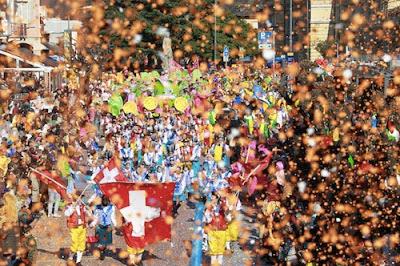 Carnevale a Bellinzona