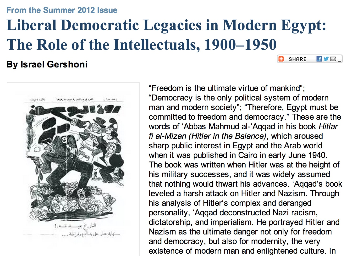 Democracy in the middle east essay
