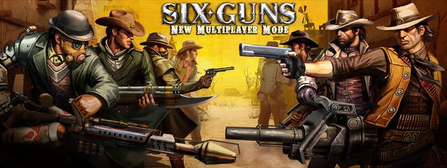 Six-Guns v1.1.8 [Multiplayer Update] android apk apk full free download