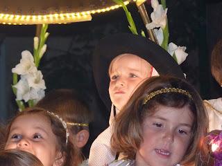 La niña escogida para ser Beata de Valldemossa
