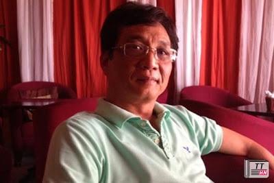 Phải làm Trung Quốc chùn bước, chấm dứt hành động thô bạo trên biển Đông Luật sư - tiến sĩ Hoàng Ngọc Giao - Viện trưởng Viện Nghiên cứu chính sách và pháp luật (trực thuộc Liên hiệp các Hội Khoa học Kỹ thuật Việt Nam), nguyên Phó Vụ trưởng Ban Biên giới Chính phủ.