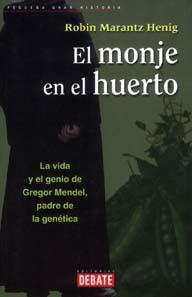 libro El Monje en el huerto