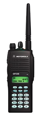 Motorola GP338 VHF