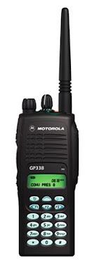 Motorola GP338 VHF