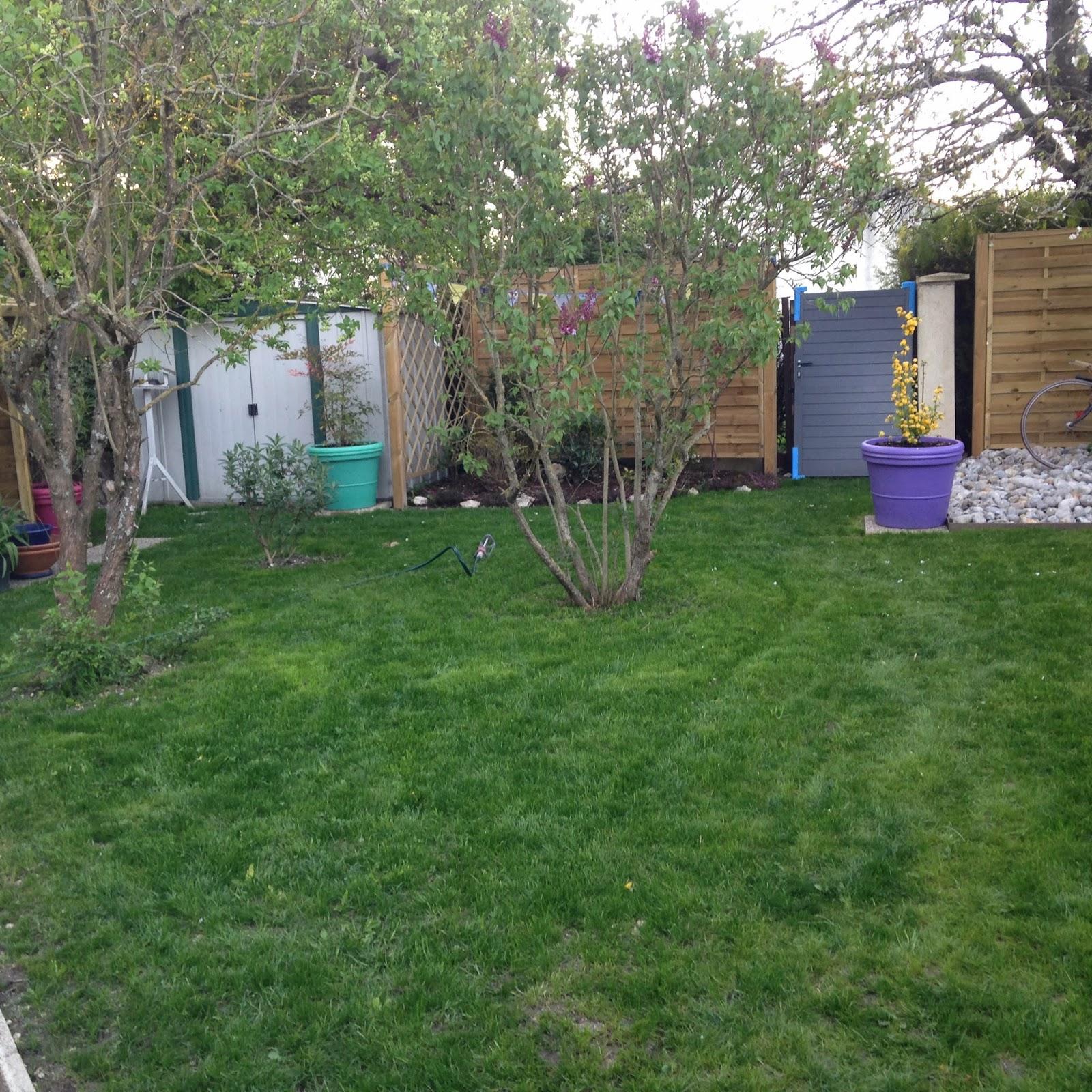 Gd Paysage Cr Ation D 39 Un Jardin D 39 Ambiance Plantations En Pots Cr Ation D 39 Une Petite Terrasse
