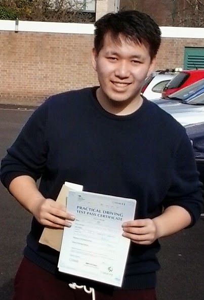 Nottingham-driving-test-pass