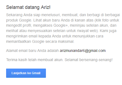 Selamat datang di Gmail