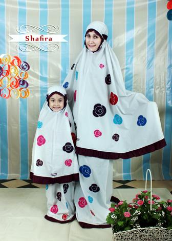 Mukena Cantik Fathiya Shafira