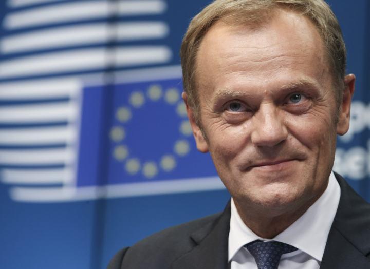 Donald Tusk Przewodniczacym Rady Europejskiej