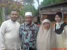 aku & abah & mak & isteri