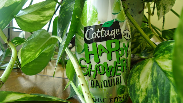Cottage gel douche au citron