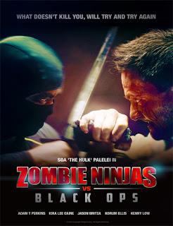 Zombie Ninja vs Black Ops (2015)