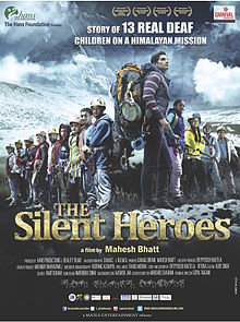 Watch The Silent Heroes (2015) DVDRip Hindi Full Movie Watch Online Free Download