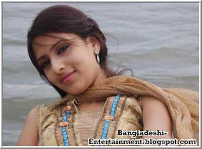Bangladeshi model mim