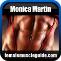 Monica Martin IFBB Pro Female Physique Competitor Thumbnail Image 6