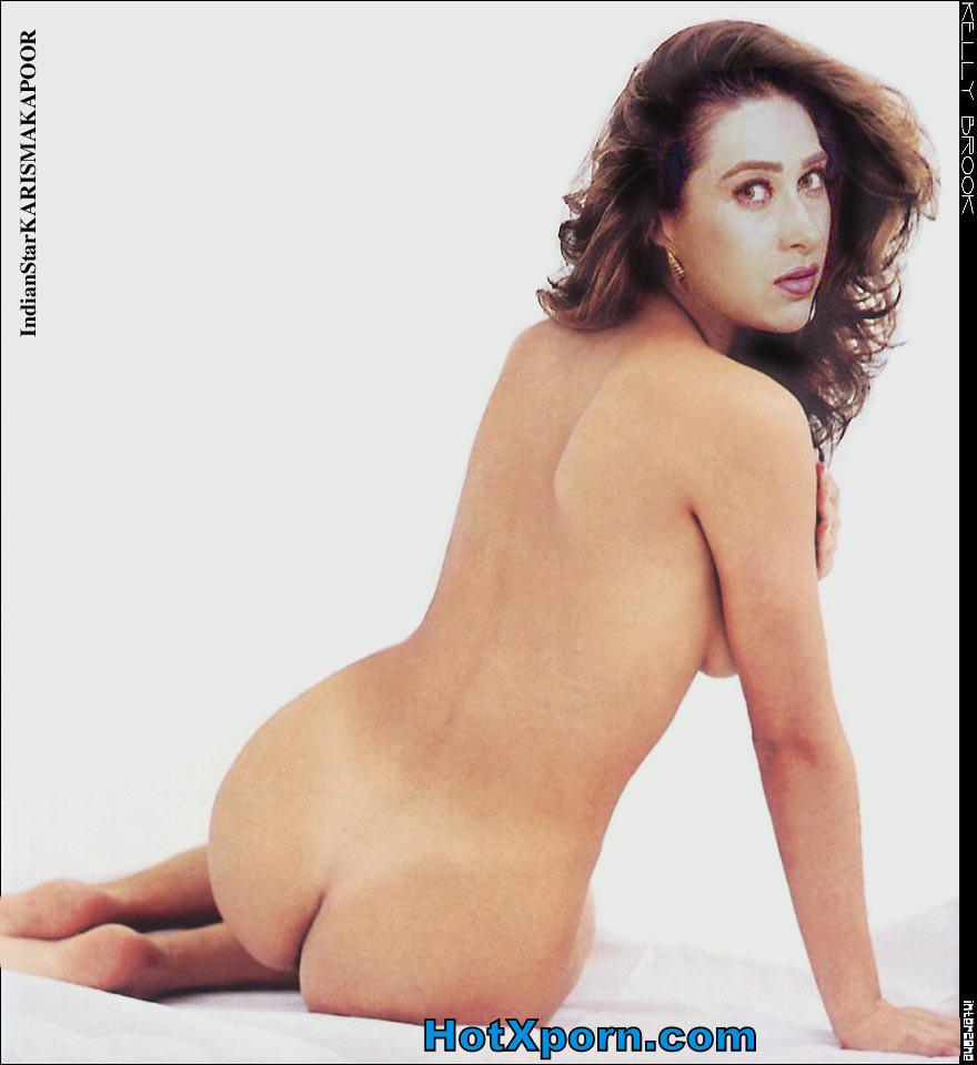 nude Karishma kapoor ass