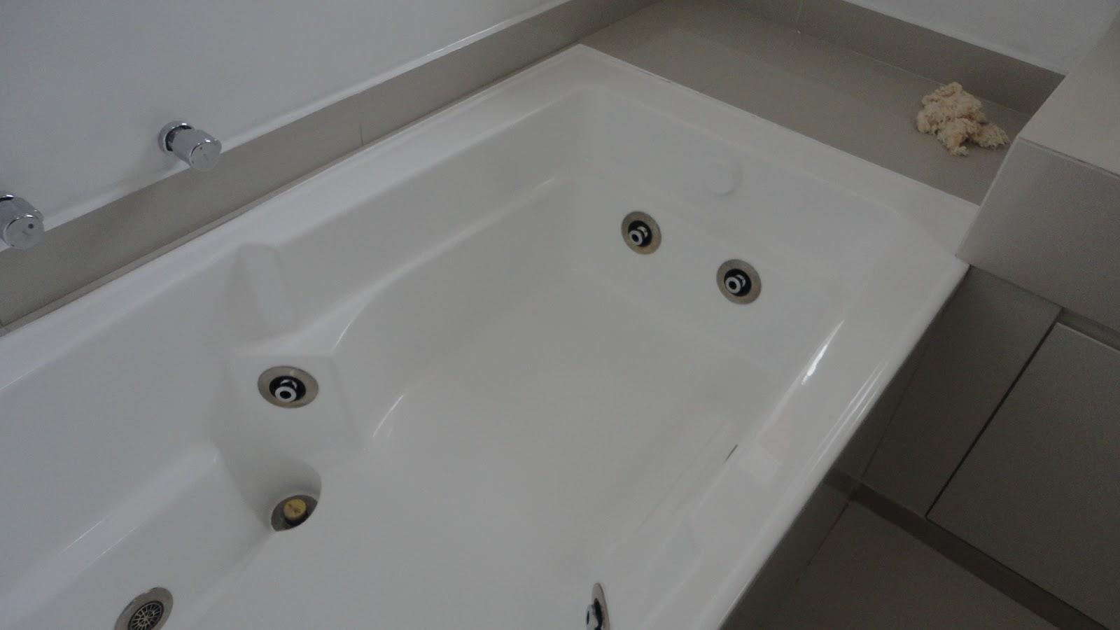 Fibra Comércio de Fibra ltda: pintura de banheiras de fibra de vidro #5B6270 1600 900
