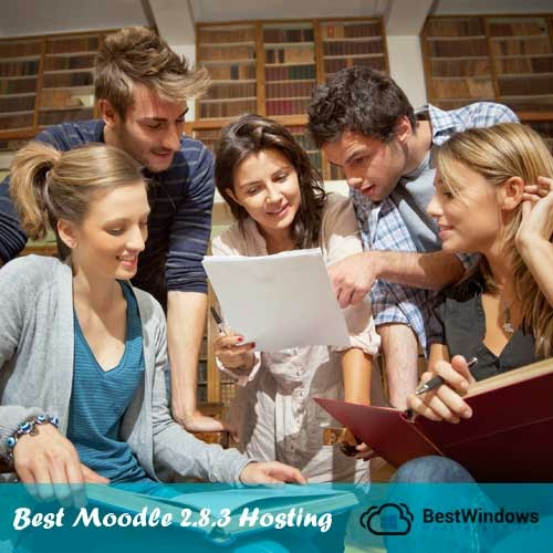 Best, Cheap Moodle 2.8.3 Hosting Recommendation
