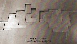 Miquel Planas, Paisatges d estiu ran de ma - EN BALEARES: Exposición de Miquel Planas