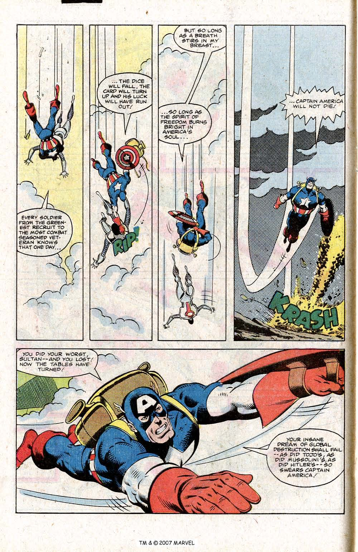 Captain America (1968) Issue #266 #181 - English 10