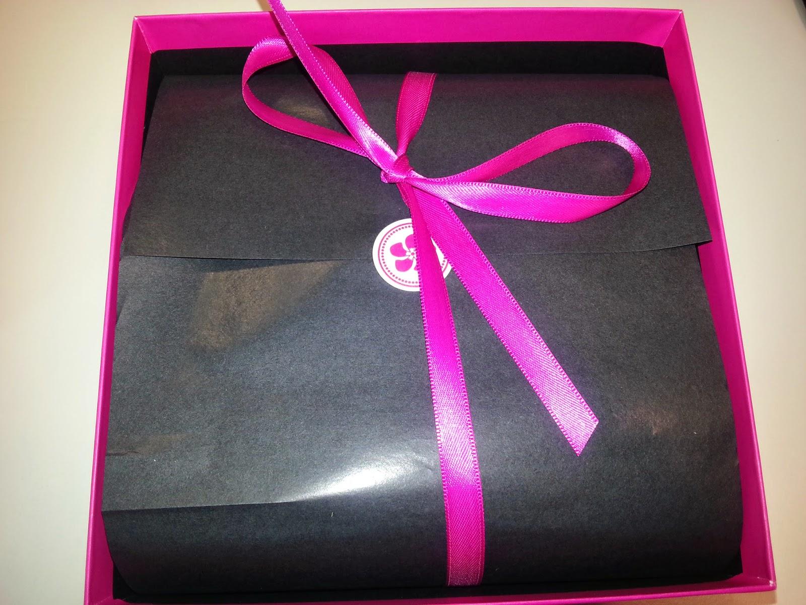Oktober - Glossy Box vs. Pink Box - www.annitschkasblog.de