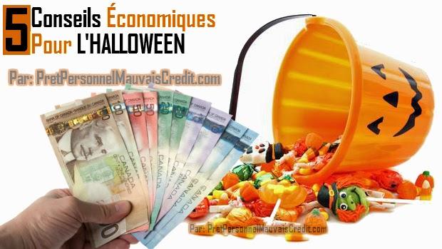 conseils economiques halloween