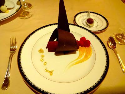 Victoria & Albert's Dessert