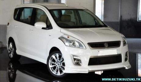 Contoh Modifikasi Suzuki Ertiga