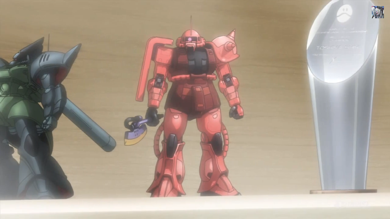Gundam gunpla and a pinch of everything else oyama7 for Domon episode 39