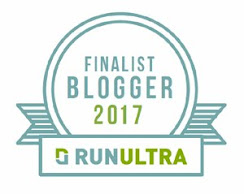 RunUltra UK blogger awards finalist 2017