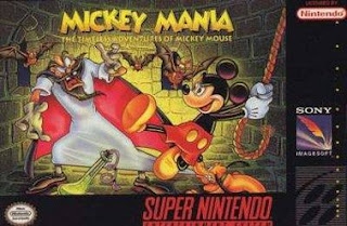 Mickey Mania: The timeless adventure of Mickey Mouse